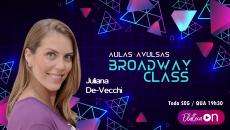 Broadway Class - AULA AVULSA