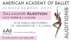 Audição  Summer AAB [11 à 13 anos]