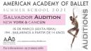 Audição  Summer AAB [a partir de 14 anos]