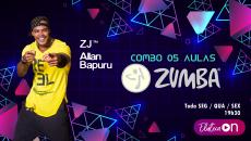 COMBO ZUMBA  com Allan Bapuru (AO VIVO)